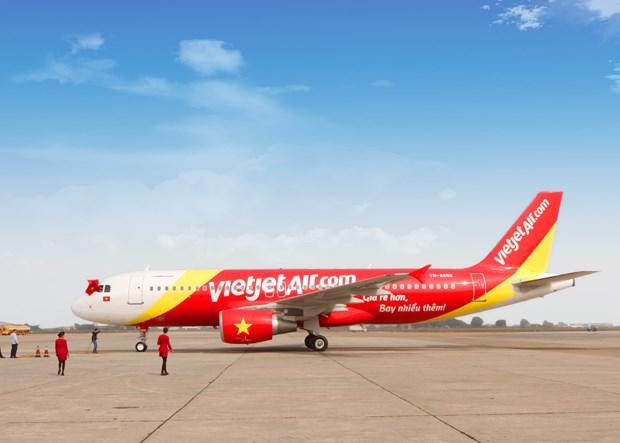 COVID-19 : Vietjet Air va suspendre ses vols desservant la Republique de Coree hinh anh 1