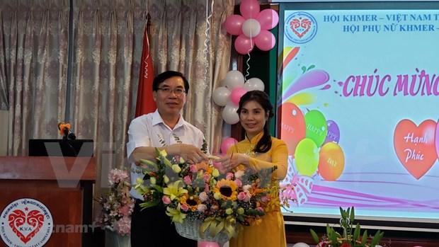 L'Association Khmer-Vietnam cree le «Fonds de developpement pour les femmes» au Cambodge hinh anh 1