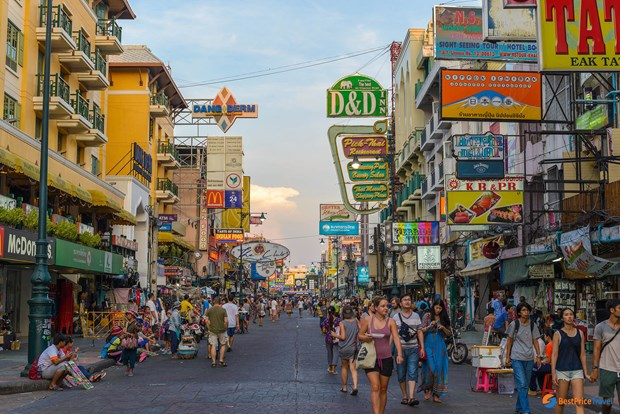 Thailande : Les arrivees touristiques en chute de 44,3% en fevrier en raison du COVID-19 hinh anh 1