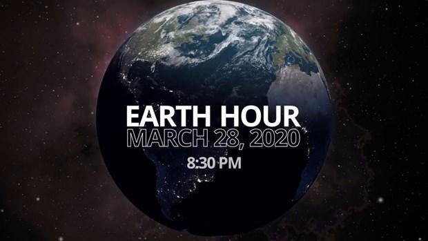 Earth Hour 2020 se concentrera sur l'utilisation efficace des ressources energetiques hinh anh 1