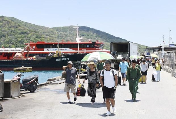 COVID-19 : Bac Giang et Ba Ria-Vung Tau suspendent l'accueil des touristes hinh anh 1