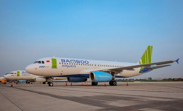 Le vol de Bamboo Airway pour renvoyer les citoyens europeens chez eux hinh anh 1