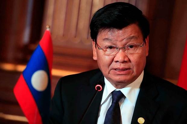 COVID-19 : Le PM laotien demande aux citoyens de respecter les mesures de precaution hinh anh 1