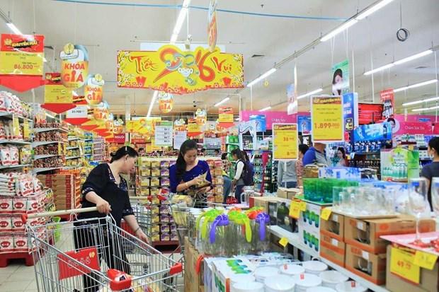 Ho Chi Minh-Ville : l'IPC en baisse de 0,58% hinh anh 1
