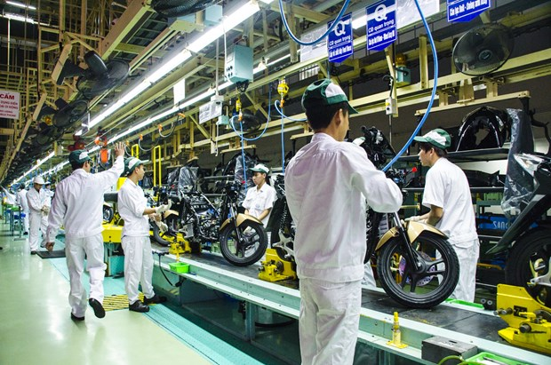 COVID-19 : Honda Vietnam suspend sa production hinh anh 1