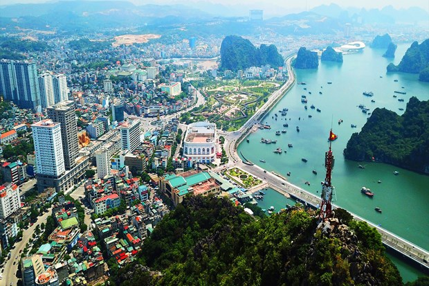 Quang Ninh : reunion en ligne sur les mesures d'urgence contre le COVID-19 hinh anh 1