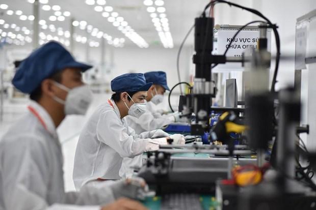 La Republique de Coree fournit des masques medicaux gratuits aux travailleurs vietnamiens hinh anh 1