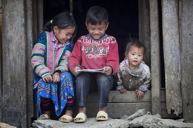 COVID-19: Plan International Vietnam s'engage a proteger les enfants des minorites ethniques hinh anh 1