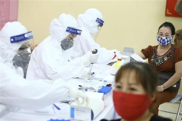 Le Vietnam repond pour l'essentiel aux besoins de tests du COVID-19 hinh anh 1