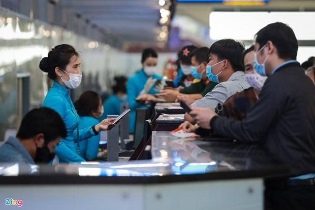 Proposition d'exploiter 20 vols domestiques par jour apres le 22 avril hinh anh 1