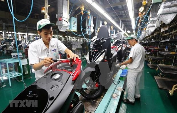 Honda Vietnam reprend sa production d'autos et motos a partir du 23 avril hinh anh 1