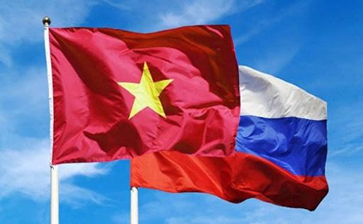 Reunification nationale : messages de felicitations des dirigeants russes hinh anh 1