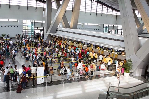 Philippines : Suspension des vols de passagers entrants pendant une semaine hinh anh 1