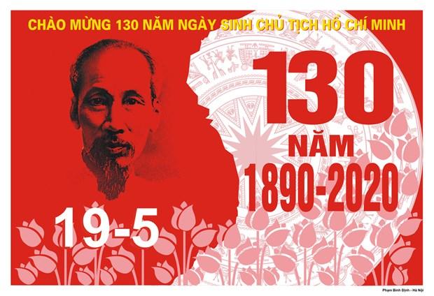 De nombreuses activites en l'honneur de l'anniversaire de la naissance du President Ho Chi Minh hinh anh 1