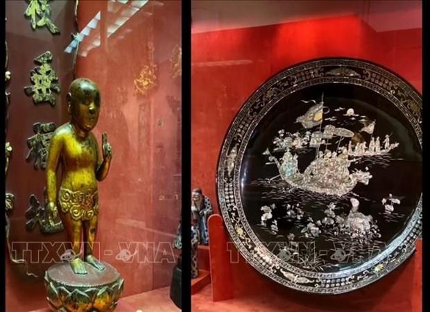 Promouvoir la culture vietnamienne aupres du public russe hinh anh 1