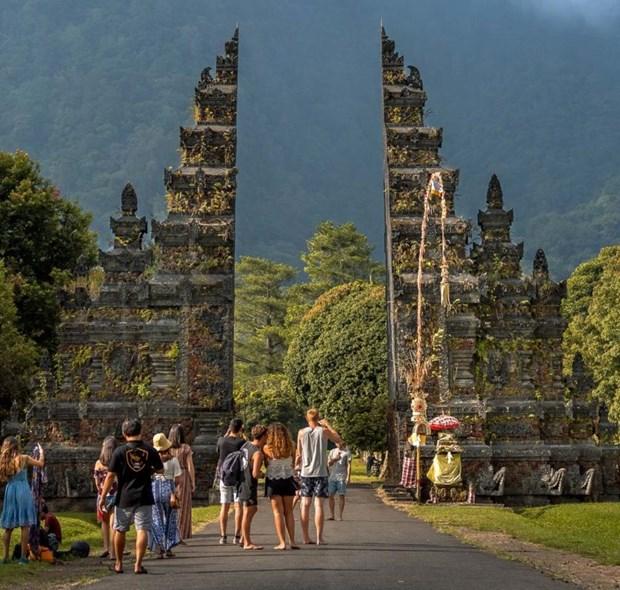 Indonesie : les arrivees de touristes etrangers en avril chutent de 87,4% en glissement annuel hinh anh 1