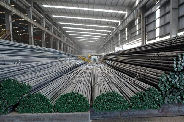 Hoa Phat : 258.500 tonnes d'acier de construction vendues en mai hinh anh 1