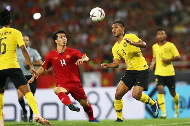 Eliminatoires de la Coupe du monde 2022 : Le Vietnam va rencontrer la Malaisie en octobre hinh anh 1
