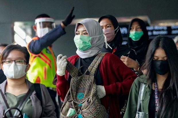 COVID-19 : L'Indonesie permet aux transporteurs de transporter plus de passagers hinh anh 1