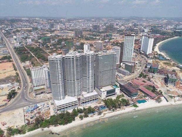 Cambodge : Preah Sihanouk attire plus de 7 milliards de dollars en construction depuis 4 ans hinh anh 1