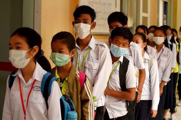 Cambodge : La reouverture des ecoles repoussee a la fin de l'annee hinh anh 1