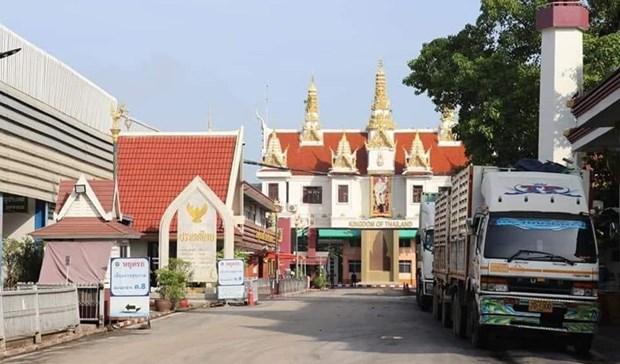 La Thailande et le Laos continuent de fermer leurs portes frontalieres avec le Cambodge hinh anh 1