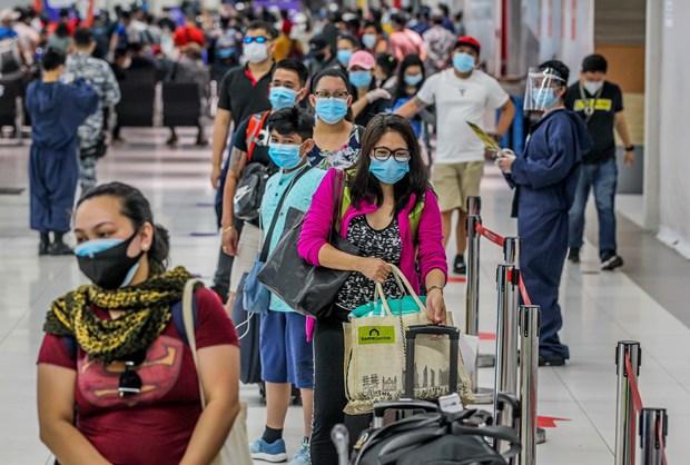 Les Philippines et l'Indonesie confirment des milliers de nouveaux cas de COVID-19 hinh anh 1