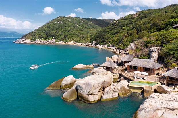 Khanh Hoa cible cette annee 3,2 millions de touristes hinh anh 1