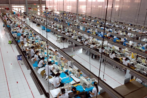 Le Vietnam enregistre un excedent commercial de 4 milliards de dollars en six mois hinh anh 1
