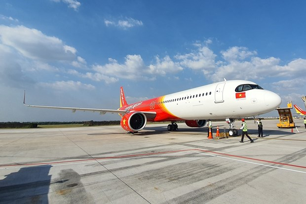 Vietjet recompense comme « Operating Lease Deal of the Year » par Airfinance Journal hinh anh 2