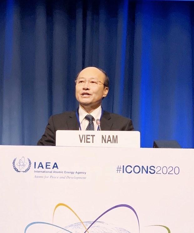Le Vietnam s'engage activement dans la cooperation pour assurer la securite nucleaire hinh anh 2