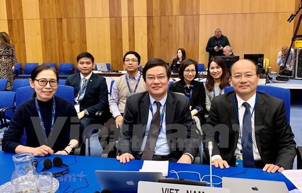 Le Vietnam s'engage activement dans la cooperation pour assurer la securite nucleaire hinh anh 1