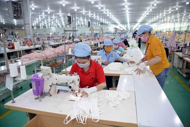 Binh Duong affiche un excedent commercial de 2,6 milliards d'USD au premier semestre hinh anh 1