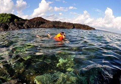 Ganh Yen : l'aquarium terrestre hinh anh 2