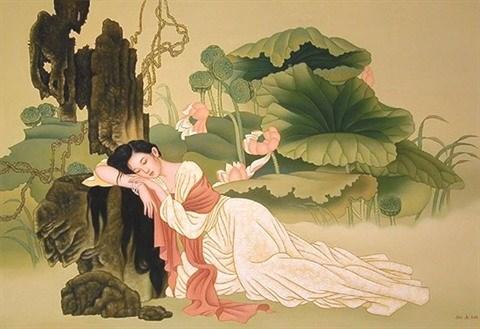 Ho Xuan Huong, un phenomene litteraire hinh anh 1
