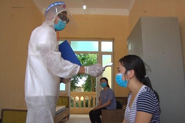 COVID-19 : 28 patients en cours de traitement au Vietnam hinh anh 1