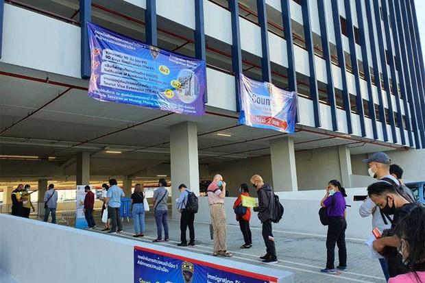 Thailande : les etrangers peuvent demander des prolongations de visa apres le 31 juillet hinh anh 1