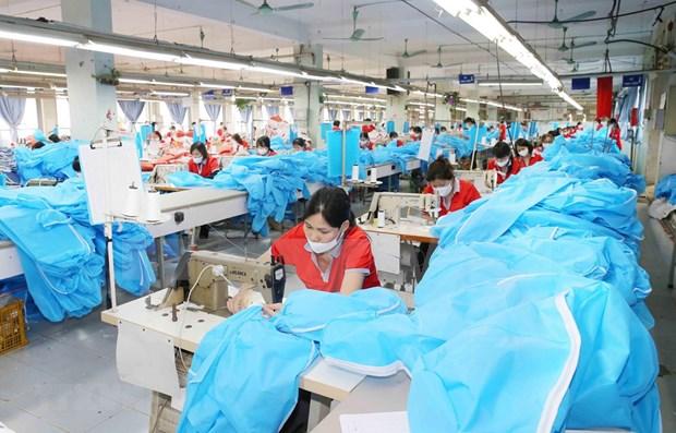 Matsuoka investit 3 milliards de yens dans la production de vetements de protection au Vietnam hinh anh 1