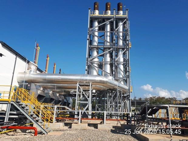 L'Indonesie inaugure 10 centrales electriques d'un investissement total de plus d'un milliard d'USD hinh anh 1