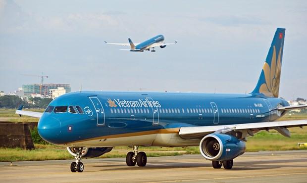 Vietnam Airlines reprend ses vols entre Van Don (Quang Ninh) et Da Nang hinh anh 1