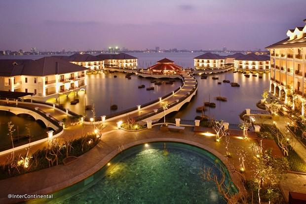 JLL : Le marche hotelier haut de gamme toujours aussi attractif aux yeux des investisseurs hinh anh 1
