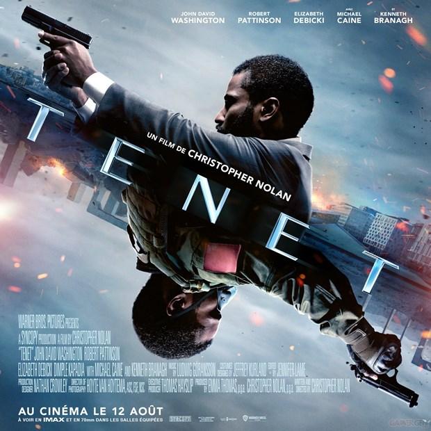 Le blockbuster «Tenet» sera projete au Vietnam en aout hinh anh 1