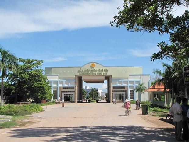 Kien Giang : creation de la zone economique de la porte frontiere de Ha Tien hinh anh 1