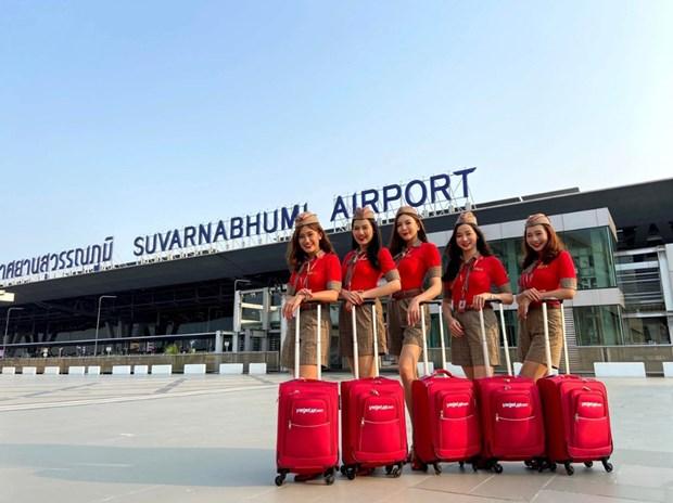 Vietjet inaugure la ligne interieure thailandaise Bangkok - Nakhon Si Thammarat hinh anh 1