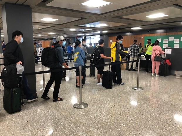 Plus de 340 Vietnamiens rapatries des Etats-Unis hinh anh 1