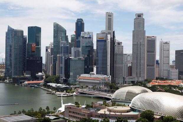 Le secteur financier de Singapour cree 22.000 emplois en 2015-2019 hinh anh 1