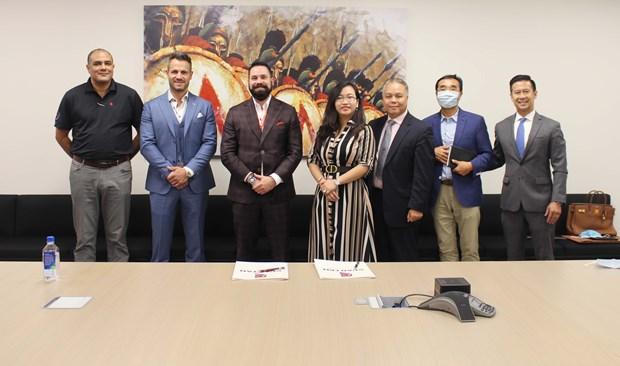 Ecom Net fournit aux Etats-Unis des masques et des equipements de protection medicale hinh anh 2