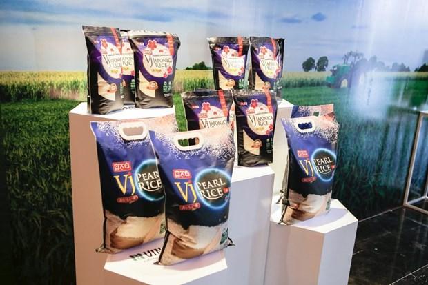 Les produits de riz de Vinaseed conquierent le marche international hinh anh 1
