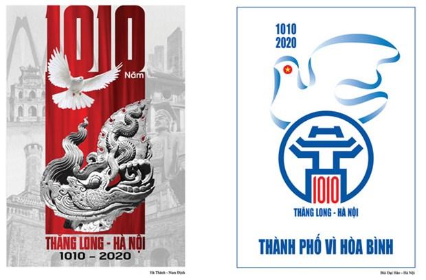Annonce des resultats d'un concours de peintures marquant l'anniversaire de Thang Long-Hanoi hinh anh 1