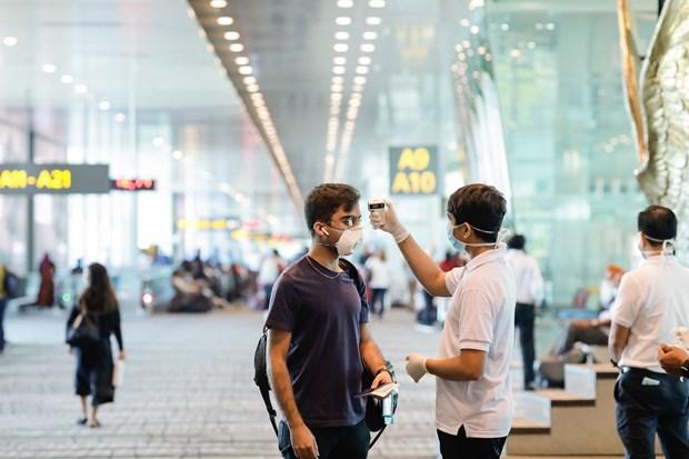Les passagers peuvent voyager entre la Malaisie et le Cambodge en transit a Singapour hinh anh 1